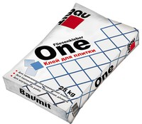 Baumit One клей для плитки