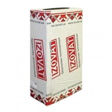 Изоват 110 Базальтовая вата для не нагружаемой плоской кровли