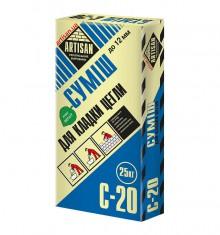 Artisan C-20 суміш для укладання цегли