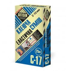 Artisan С-17 Клей для плитки еластичний