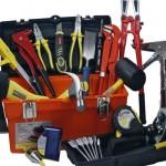 Инструменты и другие хозяйственные материалы